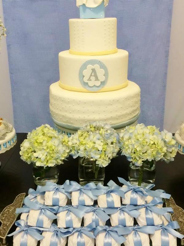 baby boys cake