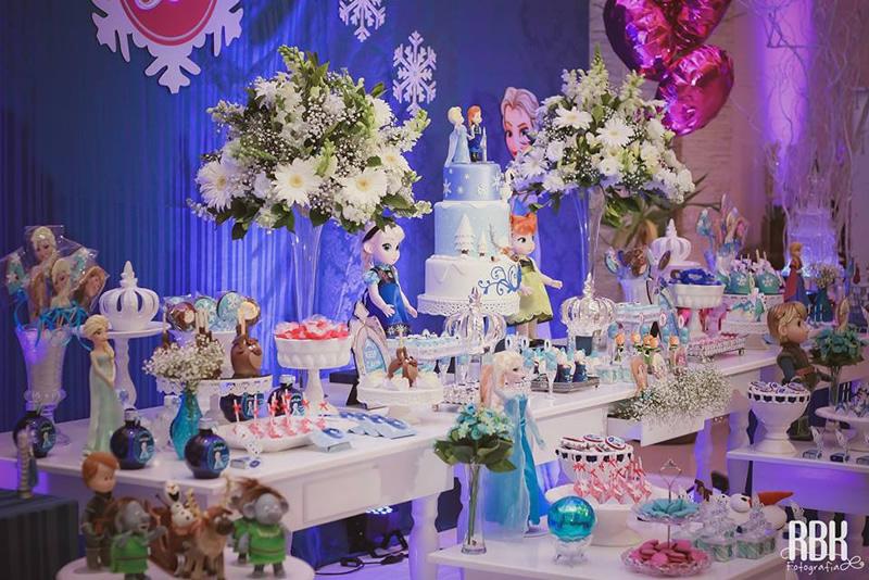 frozen birthday party